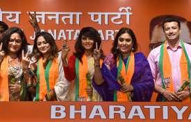 Several Bengali film, TV actors join BJP- India TV