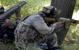 Pakistani intruder shot dead by BSF on...- India TV