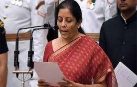 Finance Minister Nirmala Sitharaman- India TV
