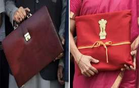Finance Minister Nirmala Sitharaman says Carried red cloth bag as a message in budget 2019-20- India TV