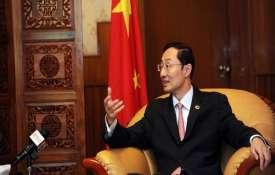 भारत में चीन के नये राजदूत सुन वेईडांग- India TV