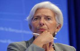IMF Managing Director Lagarde...- India TV