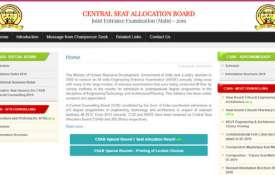 csab special round allotment results 2019- India TV