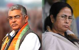 Dilip Ghosh & Mamata Banerjee- India TV