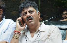 DK Shivakumar is the Congress's last resort | PTI File- India TV