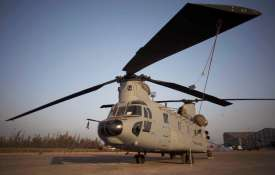 Boeing announced the arrival of two more CH-47F...- India TV