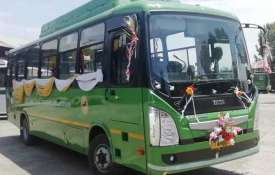 Niti Aayog CEO Amitabh Kant said 5,645 electric buses sanctioned for 65 cities- India TV