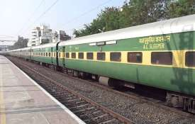Garib Rath Express train- India TV