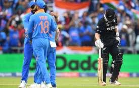 भारत बनाम न्यूजीलैंड - India TV