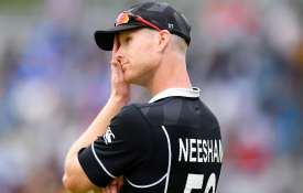 James Neesham- India TV