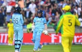 वर्ल्ड कप 2019: एकतरफा मुकाबले में डिफेंडिंग चैंपियन ऑस्ट्रेलिया को हराकर फाइनल में पहुंचा इंग्लैंड,- India TV