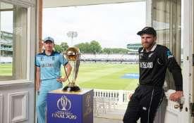 New Zealand vs England: लाइव क्रिकेट मैच ऑनलाइन विश्व कप 2019 न्यूजीलैंड बनाम इंग्लैंड ENG बनाम NZ क- India TV