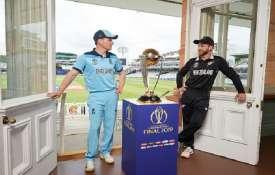 वर्ल्ड कप फाइनल न्यूजीलैंड बनाम इंग्लैंड लाइव मैच स्कोर, क्रिकेट लाइव स्कोर, न्यूजीलैंड बनाम इंग्लैं- India TV