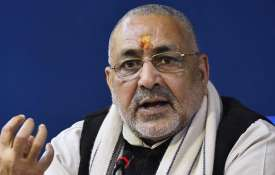 Giriraj Singh | PTI File- India TV