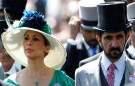 Sheikh Mohammed bin Rashid Al Maktoum's wife Haya Bint Al Hussein flees With Kids- India TV
