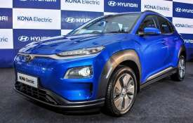 Hyundai Kona Electric car- India TV