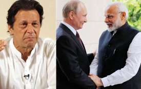 Imran Khan, Vladimir Putin and Narendra Modi | AP File- India TV