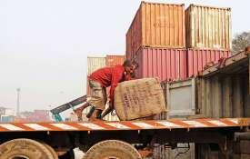 Exports dip 9.71 pc after gap of eight months- India TV