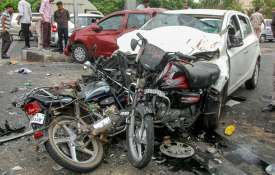 Brothers killed in Jaipur as car hits motorcycle at JDA Circle | PTI- India TV