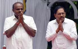 कर्नाटक में अब स्पीकर ने फंसाया पेंच, फैसले से कांग्रेस को मिली राहत- India TV