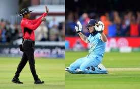 वर्ल्ड कप फाइनल में ओवरथ्रो के छह रन देने पर पहली बार बोले धर्मसेना- मैंने गलती की लेकिन कोई मलाल नह- India TV