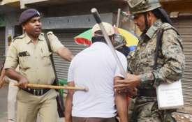 Representational Image of Lathi Charge | PTI File- India TV