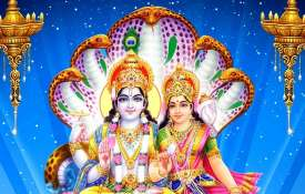 goddess laxmi and vishnu- India TV