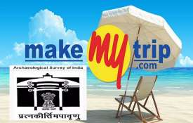 MakeMyTrip partners ASI for online bookings for 116 historical monuments- India TV