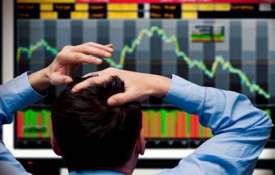 share market crash- India TV