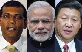China and Maldives clash over mounting Chinese debt as India warms up to Male- India TV