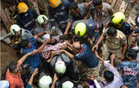 Mumbai building collapses- India TV