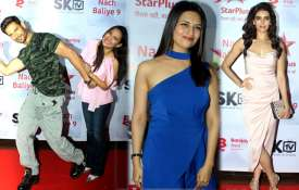 Nach Baliye 9 Success Party- India TV
