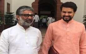 Neeraj Shekhar likely to join BJP- India TV