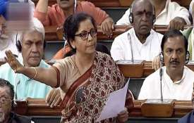 nirmala sitharaman- India TV