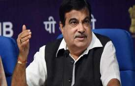 Union Minister Nitin Gadkari - India TV