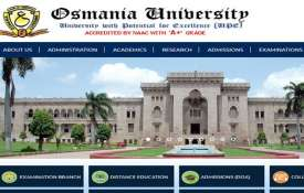 osmania university result 2019- India TV