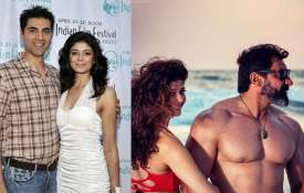 Pooja batra and nawab shah- India TV