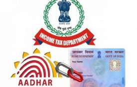 pan card aadhaar card new rules PAN-Aadhaar linking and ITR filing- India TV