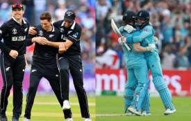 इंग्लैंड बनाम न्यूजीलैंड - India TV