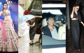 <p>शाहरुख खान...- India TV