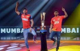 लाइव स्ट्रीमिंग VIVO प्रो कबड्डी, चेक माय ड्रीम 11 टीम, बेंगलुरु बुल्स बनाम गुजरात फॉर्च्यून जायंट्स- India TV