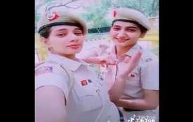 police dance - India TV
