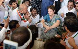 Priyanka Gandhi- India TV
