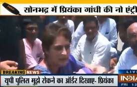 Priyanka Gandhi Vadra- India TV
