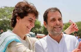 प्रियंका गांधी होंगी कांग्रेस की नई अध्यक्ष? राहुल गांधी अमेरिका रवाना- India TV