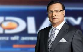 India TV Chairman and Editor-in-Chief Rajat Sharma | India TV- India TV