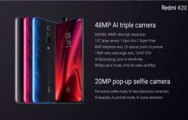 Redmi K20 and Redmi K20 Pro launched in India- India TV