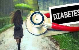 Diabetic People Monsoon Precaution- India TV