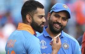 विराट कोहली और रोहित शर्मा के बीच बंट सकती है भारतीय टीम की कप्तानी, BCCI करेगी चर्चा- India TV