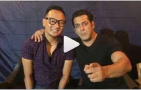 Salman khan video- India TV